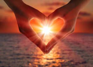 mani cuore universo amore - Corso di Allineamento Armonico