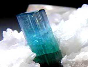 pietre tormalina blu - Corso di Cristalloterapia Secondo livello