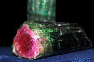 tormalina anguria - cristallogia