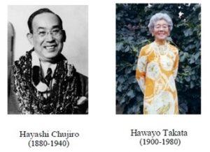 hayashi takata allievi di usui - storia del Reiki