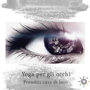 Yoga Occhi e cervicali