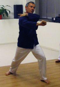 Vijaya Kumar Giri - Tai Chi